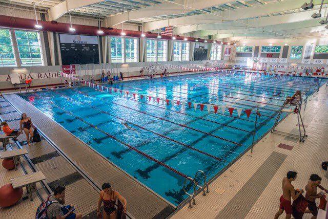 Facilities – Baylor Swimming
