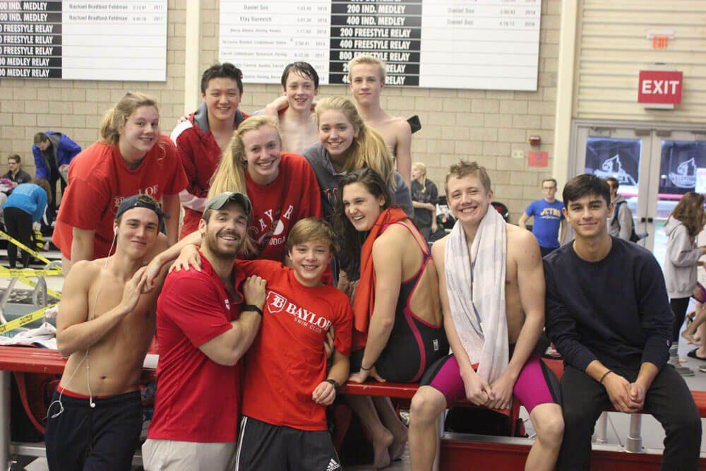 Baylor swimming - University of louisville swimming pool ...