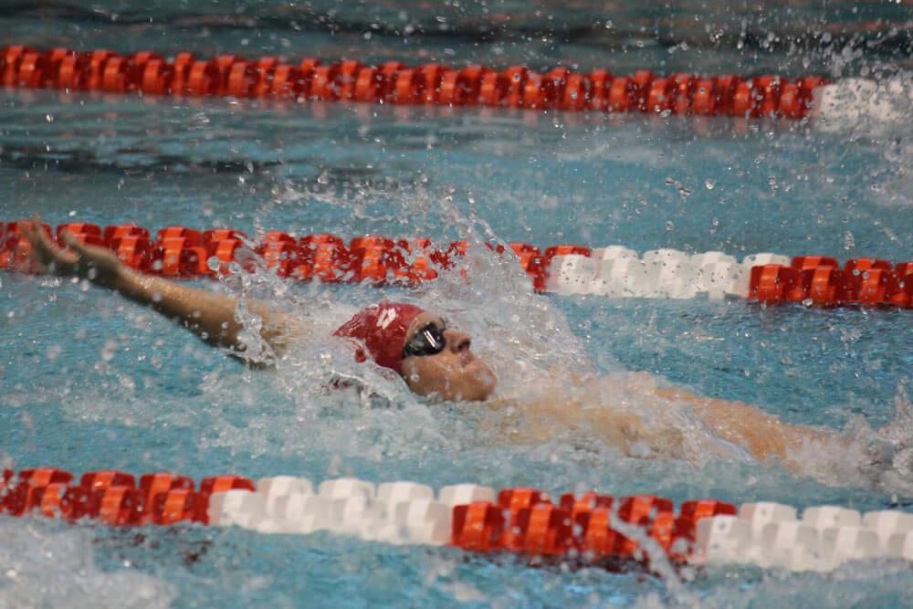 Baylor Swimming